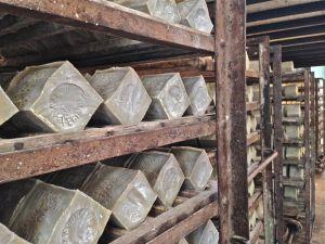 marseillefaitmaison-fait maison-marseille-savon de marseille- savonnerie-savon-traditionnel-savoir faire-artisanat-chaudron-production artisanale