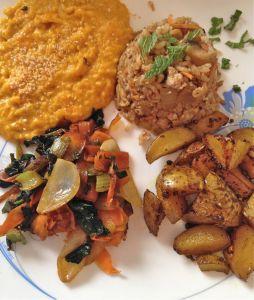 marseillefaitmaison-marseille-restaurant-association-cuisine maison-végétarien-bio-légumes bio-filière paysanne-cuisine participative-les ondines-plats végétariens-sain-assiette végétarienne