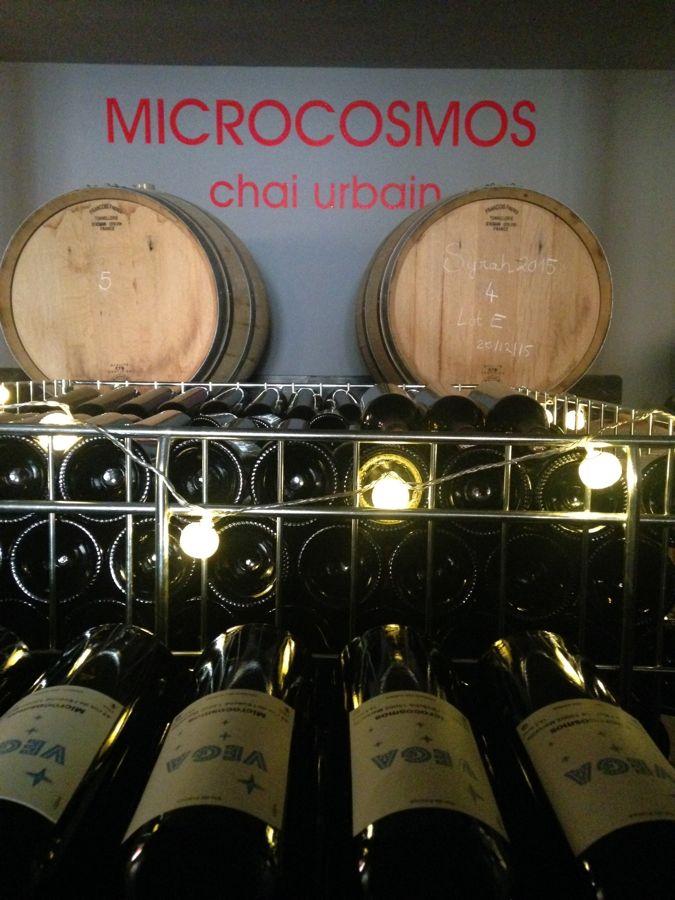 Microcosmos Du Vin Fait Maison Dans Le Chai Du Panier Marseille Fait Maison
