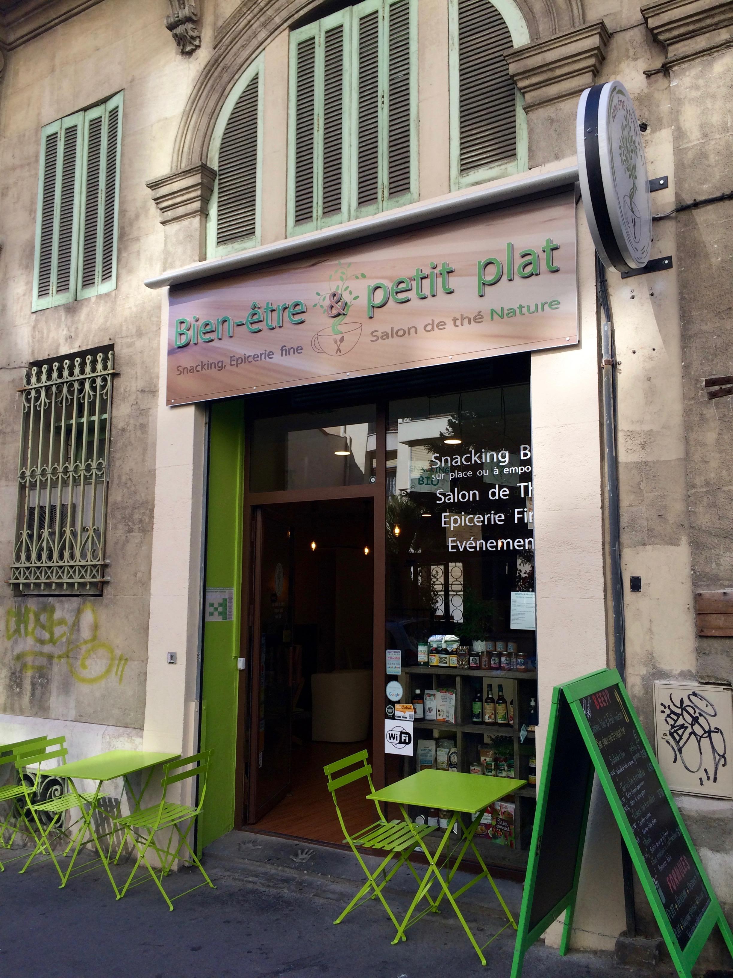 Marseillefaitmaison bien etre et petits plats beepp cusine for Salon bien etre marseille