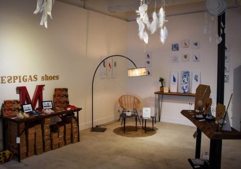 maisonbuon-boutiqueephemere-marseillefaitmaison-creatuers-marseille-chaussures-tableaux