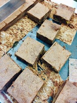 la pépite-pâtisserie-sans gluten-sans lactose-brownies-fait maison-marseille