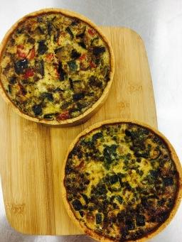 la pépite-pâtisserie-sans gluten-sans lactose-tarte salée-fait maison-marseille